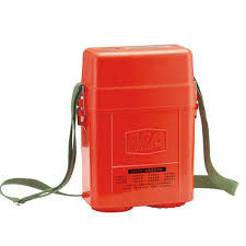 Oxygen Self Contained Self Rescuer , 5.5kg Self Rescuer Breathing Apparatus