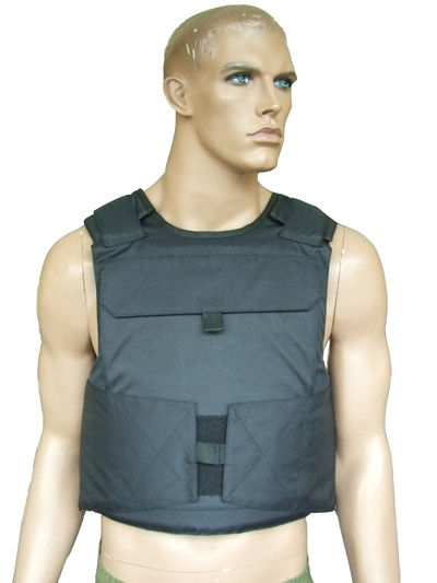 Oxford Fabric Police Tactical Vest Military Tactical Vest Pockets For Ceramic Plate
