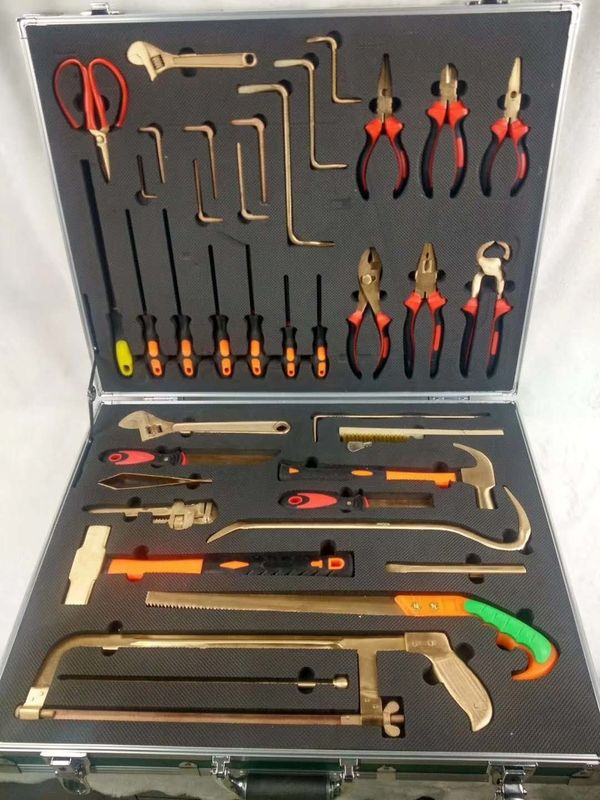 Counter Terrorism Equipment  40 Pieces non-magnetic EOD tool set